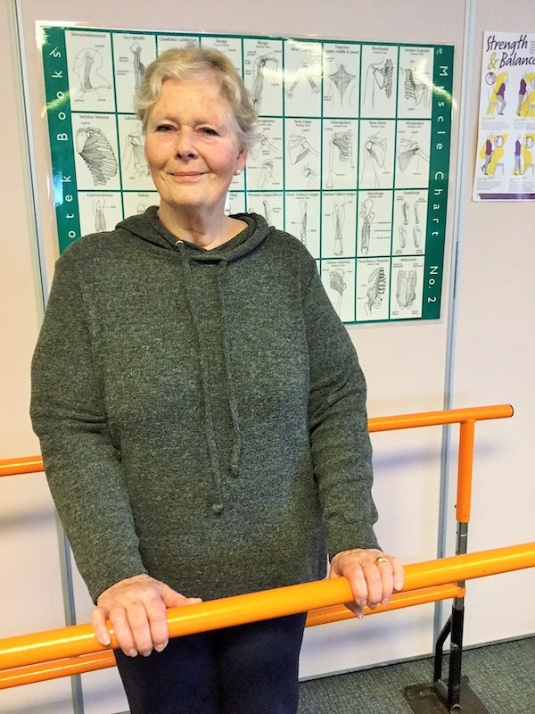Marion Willson - one of our members